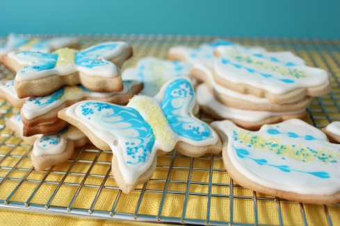 Sugar Cookies with Royal Icing | www.purplehousecafe.com