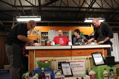 Taste of Nova Scotia culinary competition | www.purplehousecafe.com